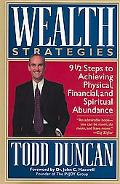 Wealth Strategies - Todd Duncan - Hardcover