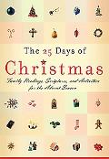 25 Days Of Christmas Family Readings, Scriptures, And Activities For The Advent Season
