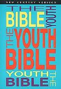 The Youth Bible: New Century Version (NCV), teal - World Bible Publishing - Paperback