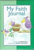 My Faith Journal Green