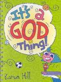 It's a God Thing Journal Green