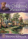 My Childhood Memories A Keepsake Journal