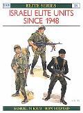 Israeli Units Since 1948