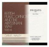 British public opinion and the Abyssinian War, 1935-6 / Daniel Waley