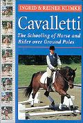 Cavalletti Schooling of Horse and Rider over Ground Rails