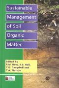 Sustainable Management of Soil Organic Matter
