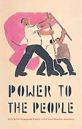 Power to the People-Early Soviet Propaganda Posters in The Israel Museum, Jerusalem