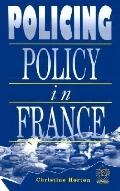 Policing Policy in France