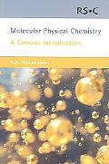 Molecular Physical Chemistry A Concise Introduction