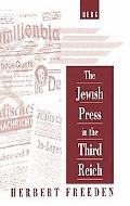 Jewish Press in the Third Reich