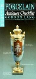 Miller's Antique Checklist: Porcelain - Gordon Lang - Hardcover
