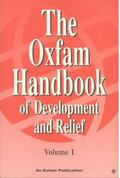 Oxfam Handbook of Development and Relief