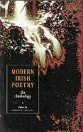 Modern Irish Poetry An Anthology