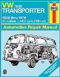 Vw Transporter 1600 68-79