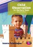 Child Observation for the Early Years