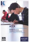 F3 Financial Accounting FA (INT/UK) - Exam Kit