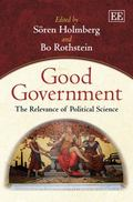 Good Government : The Relevance of Political Science