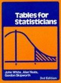 Tables for Statisticians - John White - Paperback