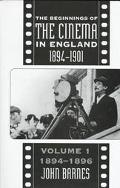 Beginnings of the Cinema in England 1894-1901 1894-1896