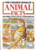 Usborne Book of Animal Facts - Anita Ganeri - Paperback