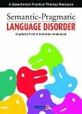 Semantic-Pragmatic Language Disorder - Charlotte Firth - Other Format