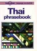 Lonely Planet Thai Phrasebook - Joe Cummings - Paperback