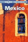 Lonely Planet Mexico '95: Travel Survival Kit - Wayne Bernhardson - Paperback - 5th ed