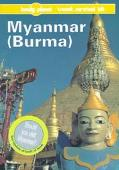 Lonely Planet Myanmar (Burma): Travel Survival Kit