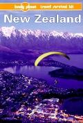 Lonely Planet New Zealand: A Travel Survival Kit '96 - Nancy Keller - Paperback - 8th Edition