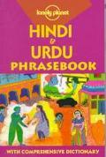 Lonely Planet Hindi & Urdu Phrasebook
