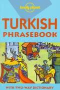 Lonely Planet Turkish Phrasebook