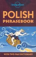 Lonely Planet Polish Phrasebook With Two-Way Dictionary