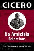 Cicero De Amicita Ap Selections