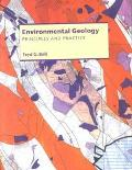 Environmental Geology Principles and Practice