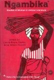 Ngambika Studies of Women in African Literature