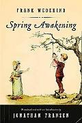 Spring Awakening A Play