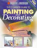 Complete Guide to Painting and Decorating