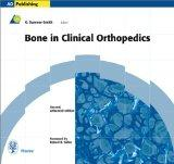 Bone in Clinical Orthopedics