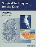 Surgical Techniques Of The Knee