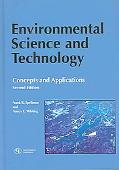 Environmental Science And Technology Concepts And Applications