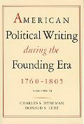 America Pol Writing - Paperback