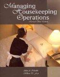 Managing Housekeeping Operations-W/EXAM