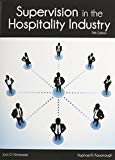 Supervision in the Hospitality Industry [5 E]