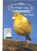 Proper Care of Canaries