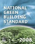 National Green Building Standard: Icc 700-2008