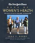 New York Times Book of Women's Health
