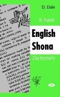 Basic English-shona Dictionary