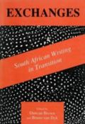 Exchanges South African Writing in Transition