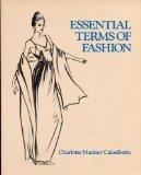 Essential Terms of Fashion A Collection of Definitions