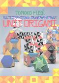 Unit Origami Multidimensional Transformations